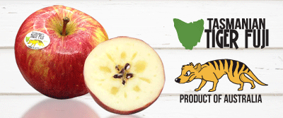 Tasmanian Tiger Fuji Apple