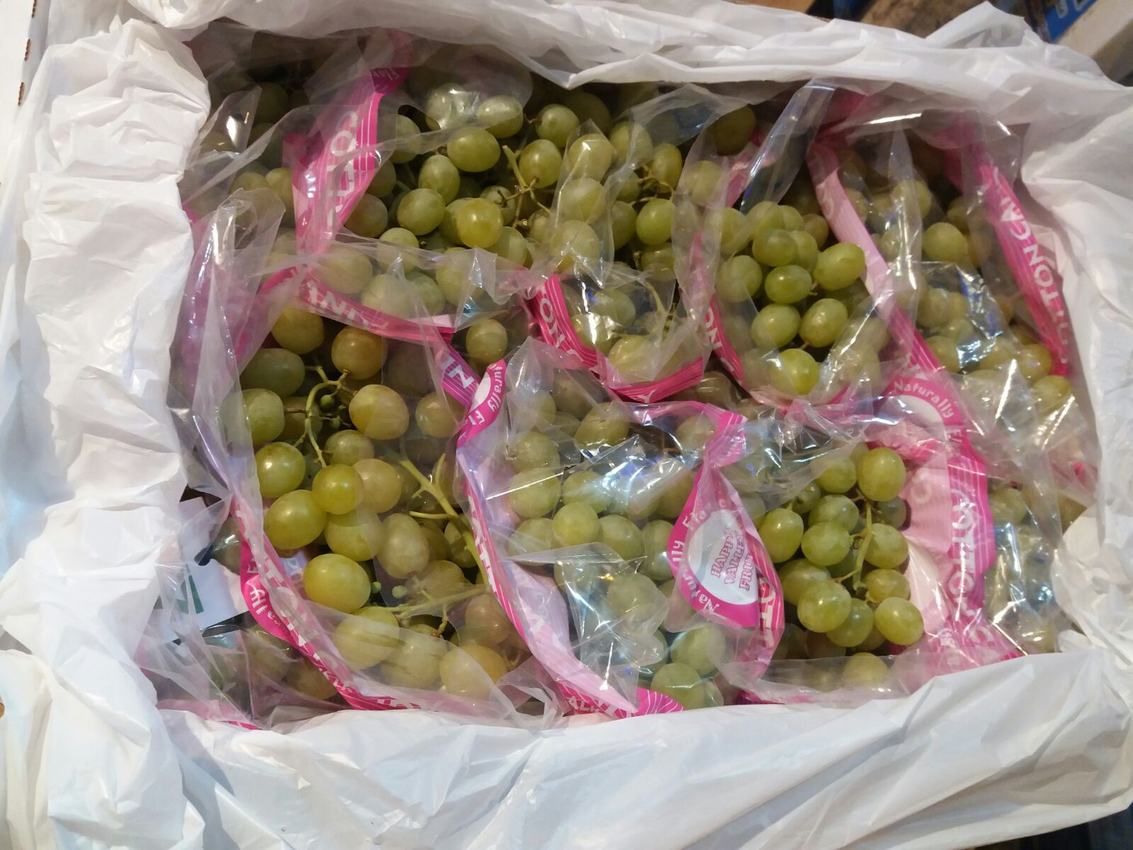Australian Cotton Candy Grapes