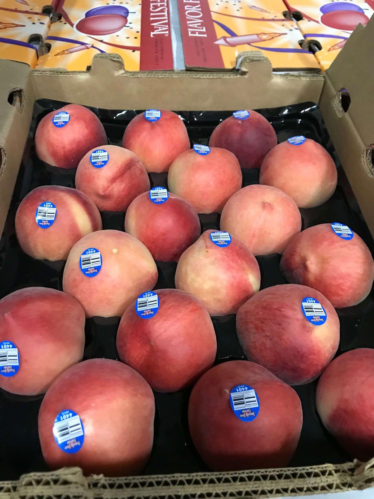USA Peach